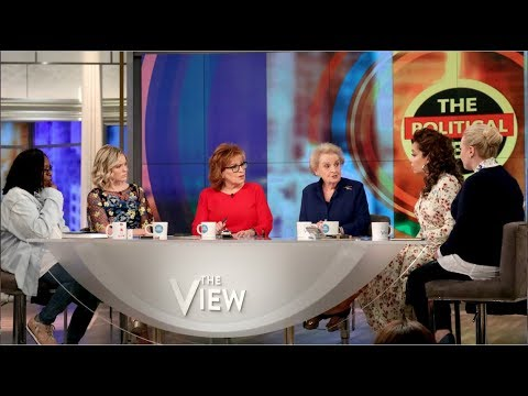 Former Sec. Of State Madeleine Albright On Russia Probes, Syria, Meeting With Kim Jong Un | The View
