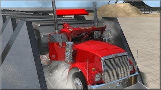 BeamNG Drive Insane Vehicle eating supper cannon