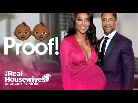Is Kenya Moore REALLY Pregnant? 👶🏾👶🏾 | RHOA