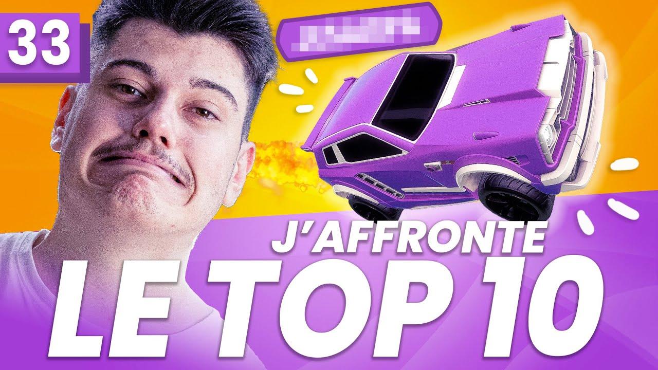 J'AFFRONTE LE TOP 10 MONDIAL - Road to top 10 - S3E33