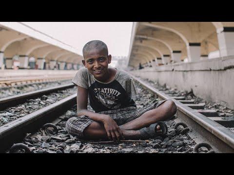 Los niños abandonados de Kamalapur | Bangladesh