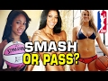 WNBA SMASH OR PASS? BASKETBALL WOMEN