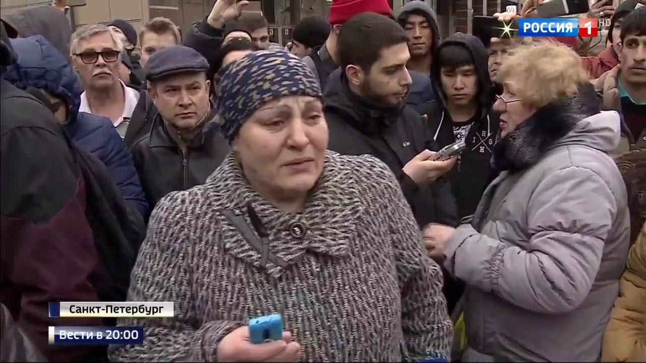 Жестокий теракт в Питере! Взрыв в метро ЭКСКЛЮЗИВ