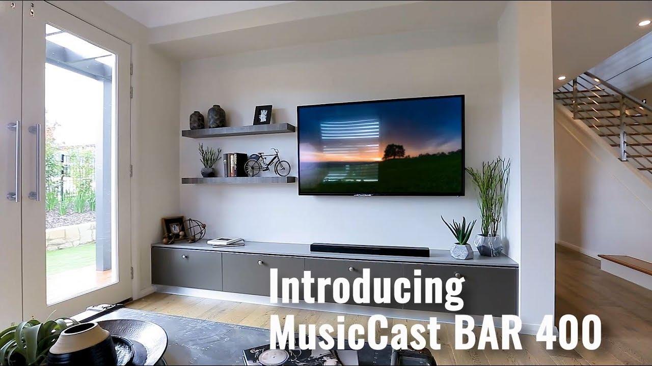 Yamaha musiccast bar 400 ab 689 95 preisvergleich bei for Yamaha ysp 5600 amazon