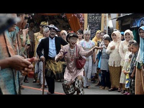 Mapag Panganten Adat Sunda Karawang (Mae&Rai Wedding)