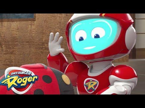 Cartoons for Children | Space Ranger Roger Mega Mix | Cartoon Compilation | Cartoons for Kids