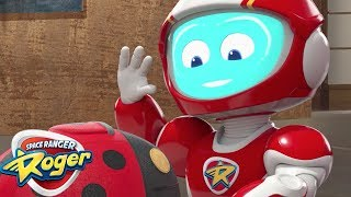 Videos For Kids | Space Ranger Roger Mega Mix | Cartoon Compilation | Videos For Kids