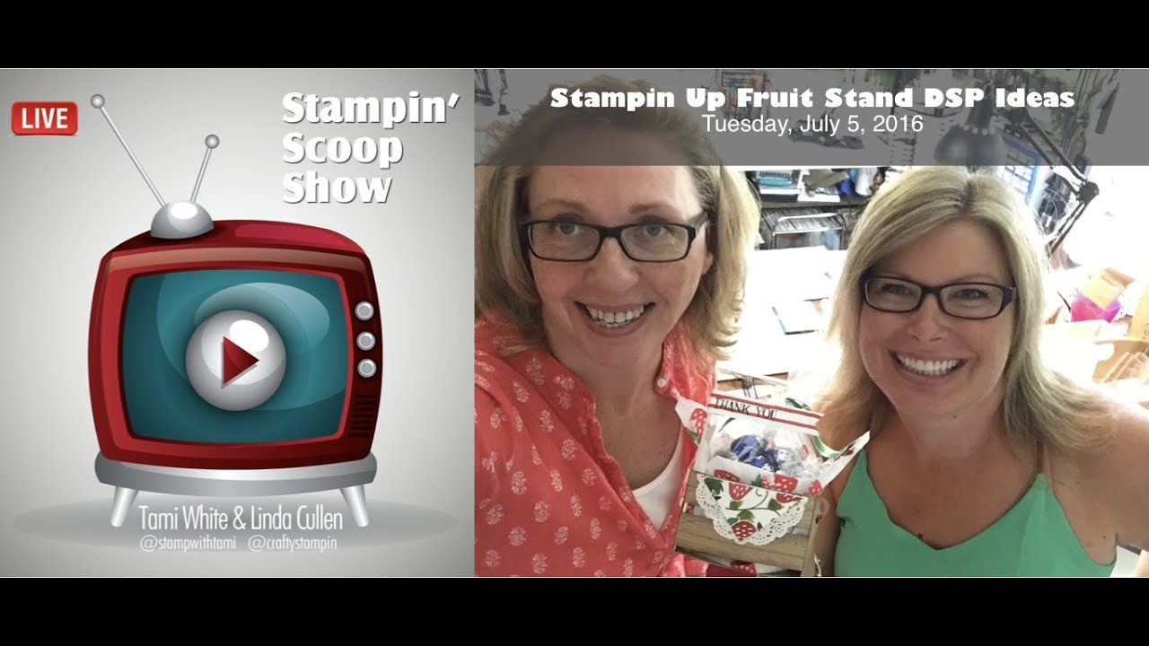 Download Stampin Scoop Post Game Show - Episode13 - Fruit Stand Suite