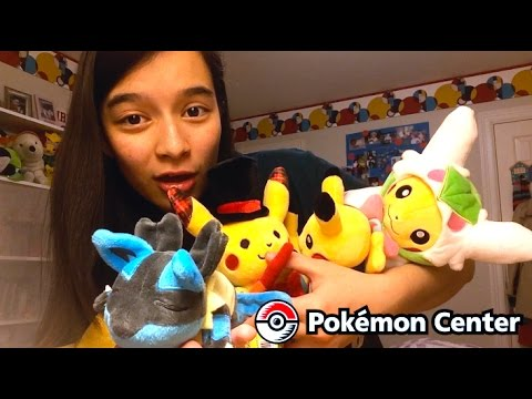 HOW TO GET EXCLUSIVE JAPANESE POKEMON CENTER ITEMS!!