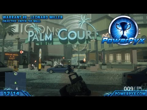 Battlefield Hardline - Episode 4 All Collectible Locations (Evidence, Case Files, Warrants)