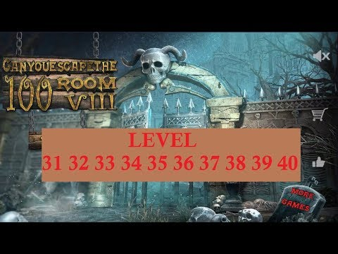 Can You Escape The 100 Rooms VIII level 31 32 33 34 35 36 37 38 39 40