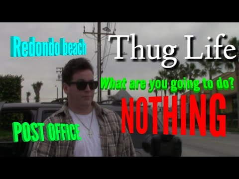 "1st amendment audit/ Redondo Beach post office/ ""whatcha gonna do""? ""Nothing"".."