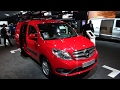 2017 Mercedes-Benz Citan Perfect Tool - Exterior and Interior - Auto Show Brussels 2017