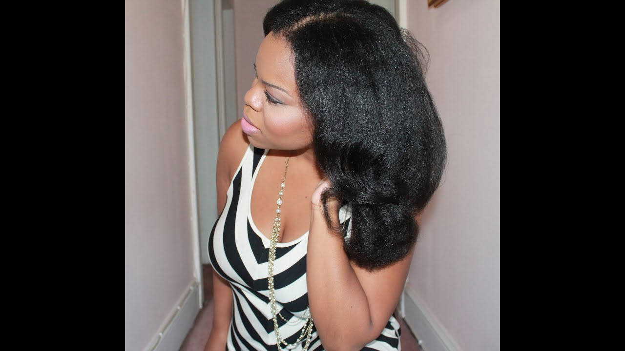 Blowout Hairstyles For Black Women
