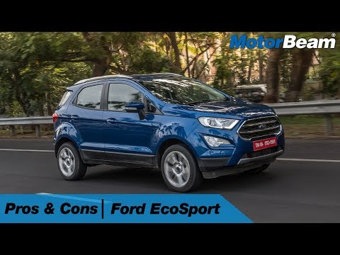 Ford EcoSport - Pros & Cons | MotorBeam