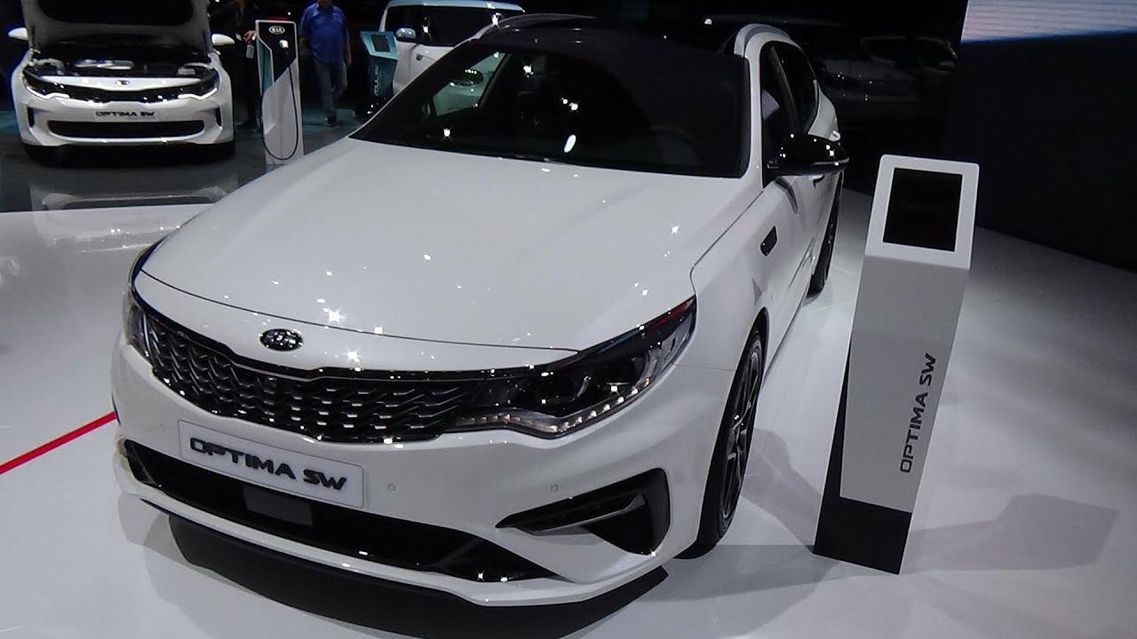 Kia Rio 2017 Interior >> 2019 KIA Optima Sportswagon GT- Line 1.6 CRDi - Exterior and Interior - Geneva Motor Show 2018 ...