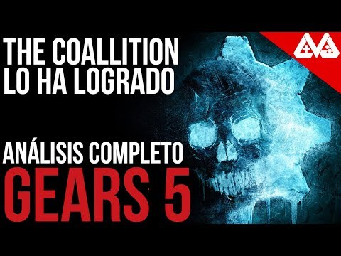 The Coallition ha dominado Gears | Análisis completo Gears 5