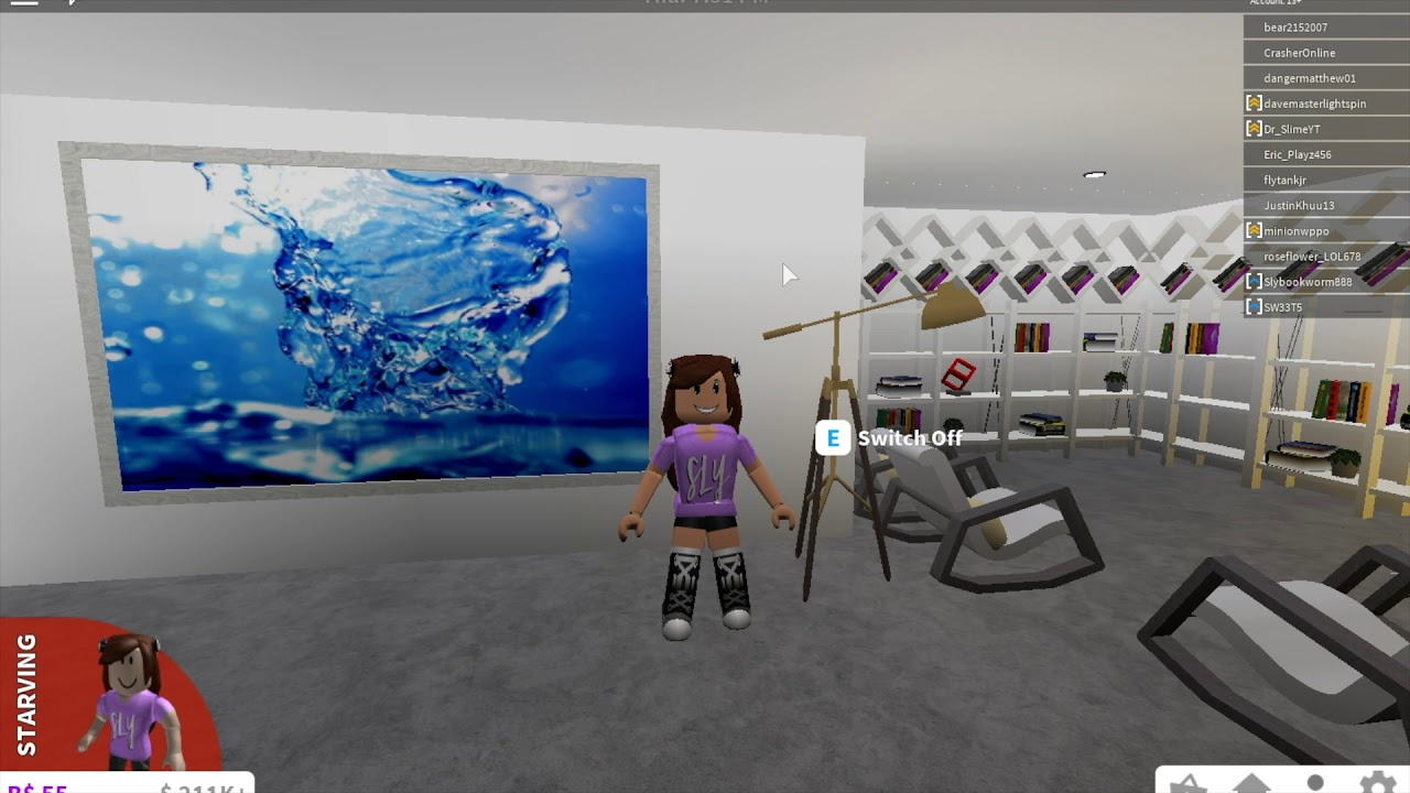 Part 2 Pretty Decal Id S Roblox Welcome To Bloxburg Youtube