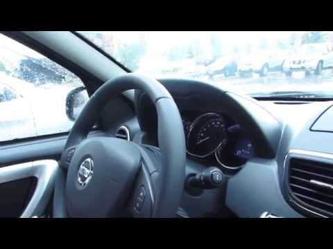 Nissan Terrano Обзор,цена,тест по городу