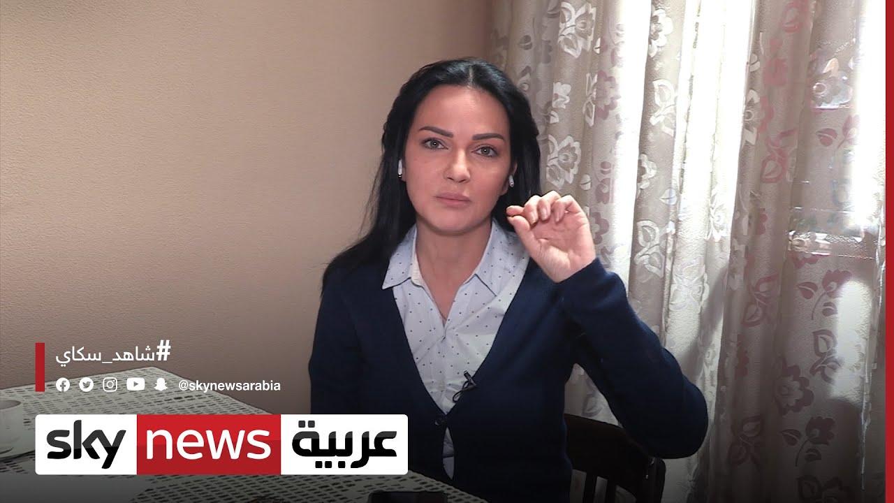 شاهدوا صفاء سلطان وهي تتعلم اللهجة الديرية على الهواء مباشرة  | #شاهد_سكاي  - نشر قبل 7 ساعة