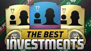 THE BEST INVESTMENTS TO MAKE RIGHT NOW! - FIFA 17 TRADING/INVESTING
