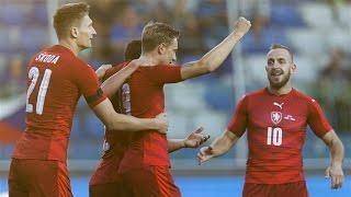 Přípravné utkání Česko - Arménie 2016 3:0