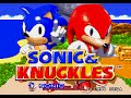 Mega Drive longplay [001] Sonic & Knuckles (part 1/2)