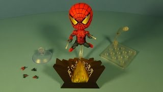 THE AMAZING SPIDER-MAN NENDROID SERIES HERO