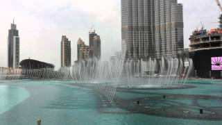 The Dubai Fountain 2016 (HD 720p)