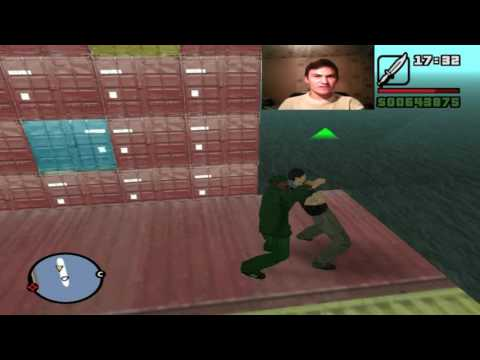 GTA: San Andreas: Миссия 54 (Банда Да-Нанг)
