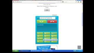 اتصال مجاني لأي هاتف بالعالم 2013