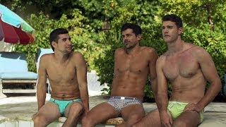 gay short FOREIGN RELATIONS trailer