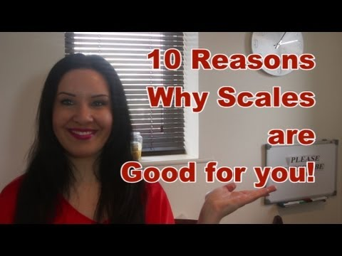 10 Reasons Why Scales ARE Important!! Any Instrument!