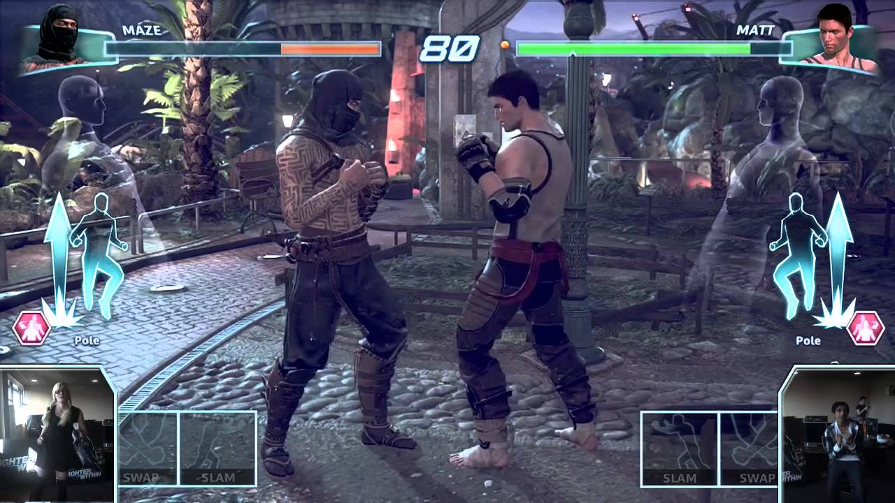 Fighting Games For Xbox 1 : Fighter within xbox one gameplay with player footage