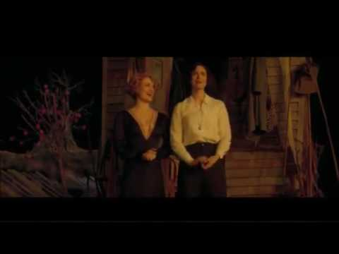 Queenie and Tina singing Ilvermorny chant  - DELETED SCENE Fantastic Beasts