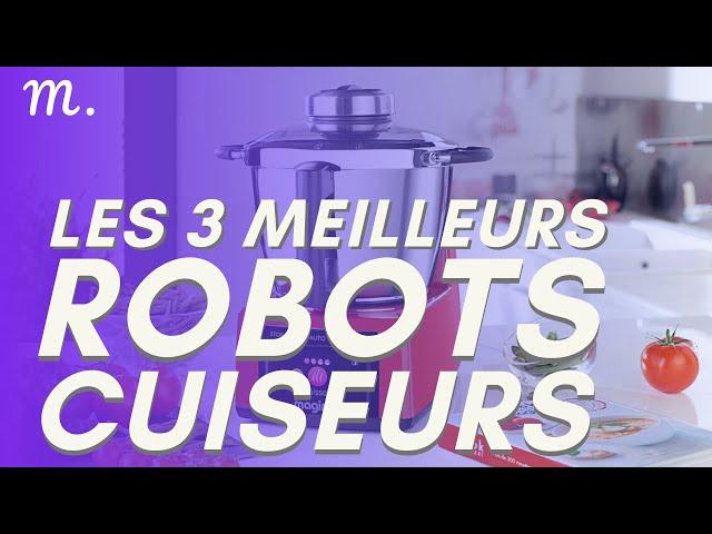 🥇TOP 3 ROBOTS CUISEURS (2021)