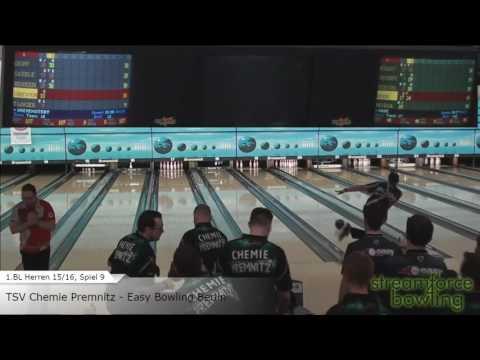 1.BL Herren, 6.Spieltag 2016/17 - Premnitz gg Easy Bowling Berlin