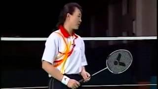 李玲蔚羽毛球2快速提高 7過渡球練習