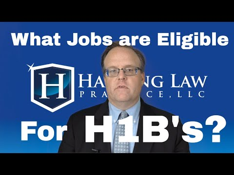Tags of h1b job what jobs are eligible for an h1b employment visa altavistaventures Image collections