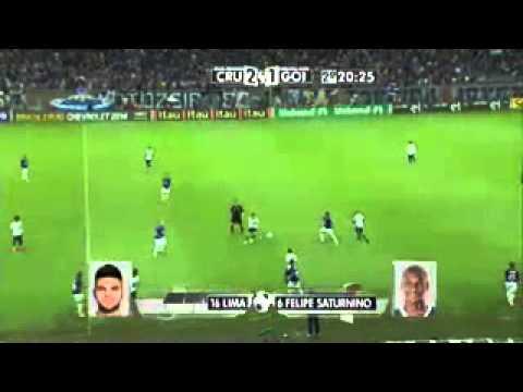 Cruzeiro 2 x 1 Flamengo - Copa do Brasil 21/08/2013 Oitavas de final - Jogo Completo from YouTube · Duration:  1 hour 42 minutes 49 seconds