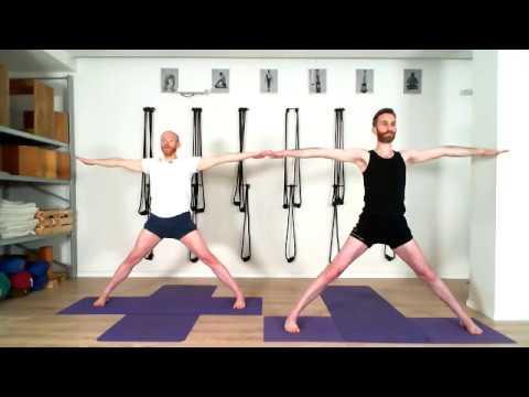 Iyengar Yoga For Neginners With Ido Manor