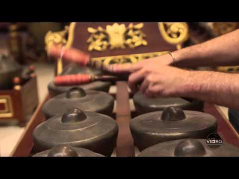 Sounds of Schoenberg: Instruments of Gamelan