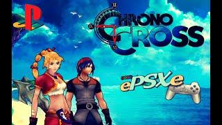 CHRONO CROSS (ePSXe) | EMULADOR DE PS1 | UM DOS MELHORES RPGS