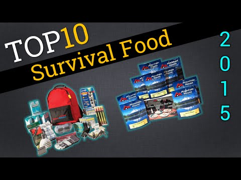 Top 10 Survival Food 2015 | Compare The Best Survival Food