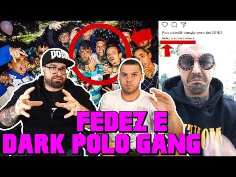 DARK POLO GANG FIRMA PER FEDEZ NEWTOPIA ? COSA SUCCEDE? | ARCADE BOYZ