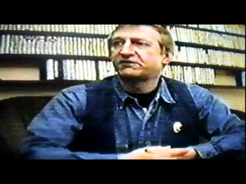 Peter Bellamy VHS - Part One : The Interview