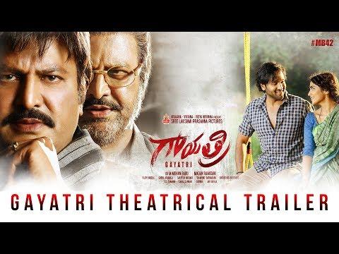 Gayatri Theatrical Trailer | Dr.M Mohan Babu | Vishnu Manchu | Shriya | Anasuya | #PowerOfGayatri