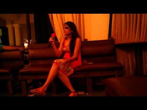 My karaoke song - Jaadu hai nasha hai