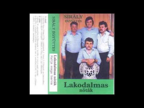 SIRÁLY EGYÜTTES-HALLJA MAGA BARNA.3.ALBUM.1988. letöltés