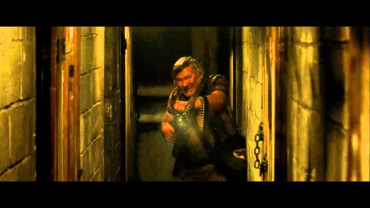 Download The Horde - Hallway scene